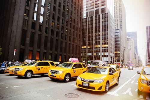 Goedkope taxi
