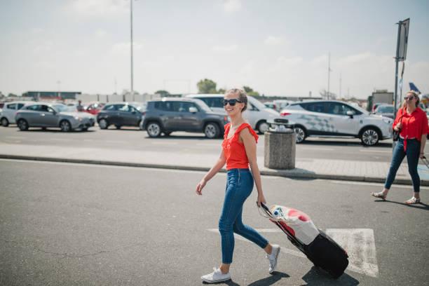 parkeren airport rotterdam
